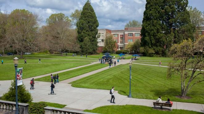 Oregon State University: Go now, pay later.