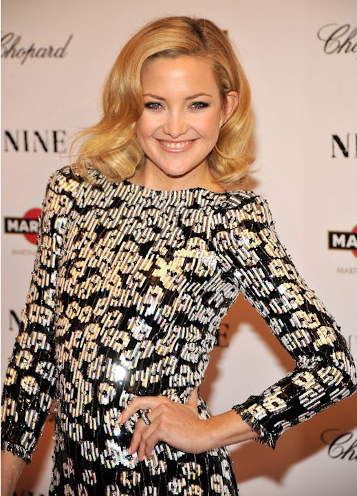 Nine NY Screening 2009 Kate Hudson