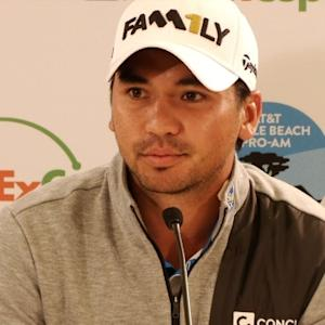 "Jason Day describes ""wanting it"" before AT&T Pebble Beach"