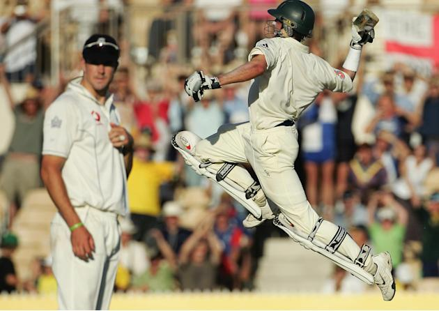 Second Test - Australia v England: Day Five