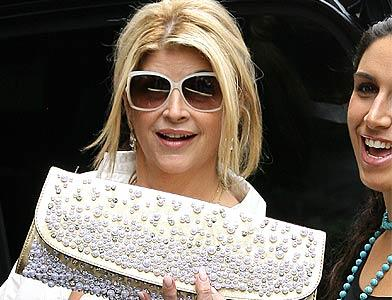 pst Kirstie Alley Shopping