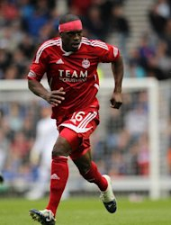 Isaac Osbourne was on target as Aberdeen took all three points against St Johnstone