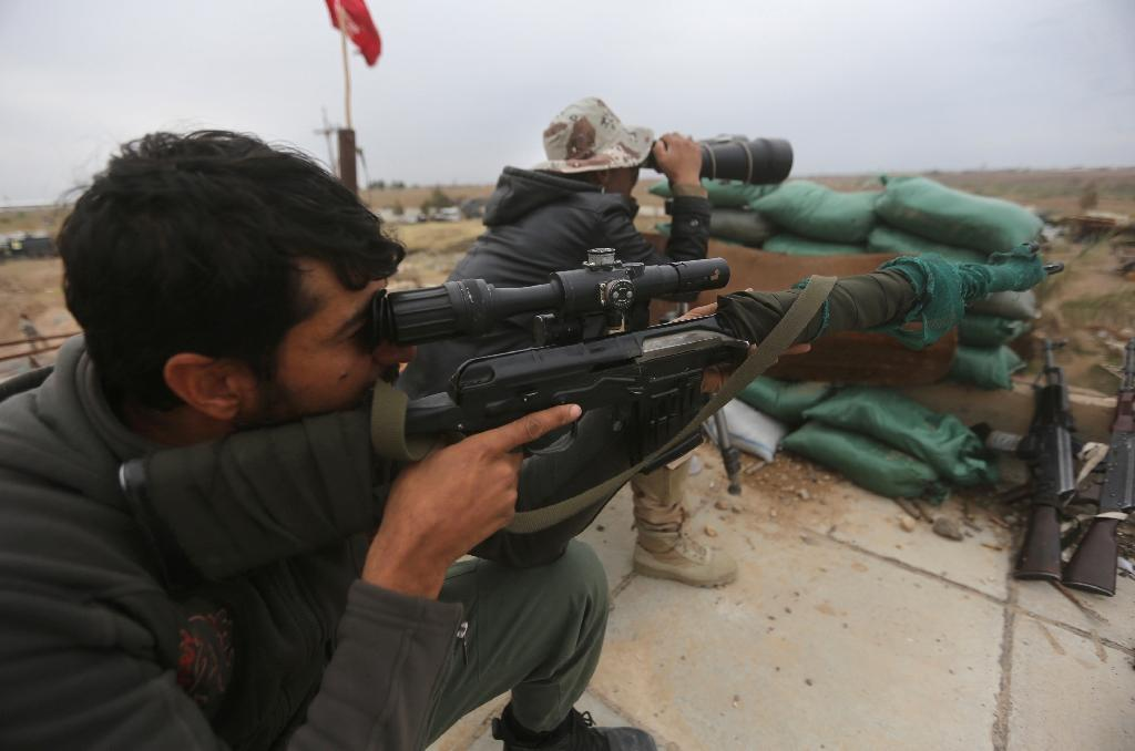 Iraq PM declares 'liberation' of Tikrit from IS