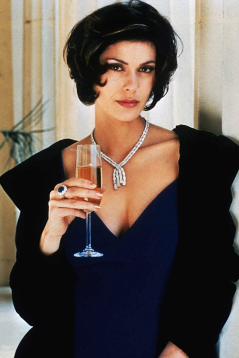 Bond Girls Gallery 2008 Tomorrow Never Dies Teri Hatcher