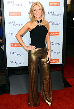 Write a Fashion Police Caption for Gretchen Rossi