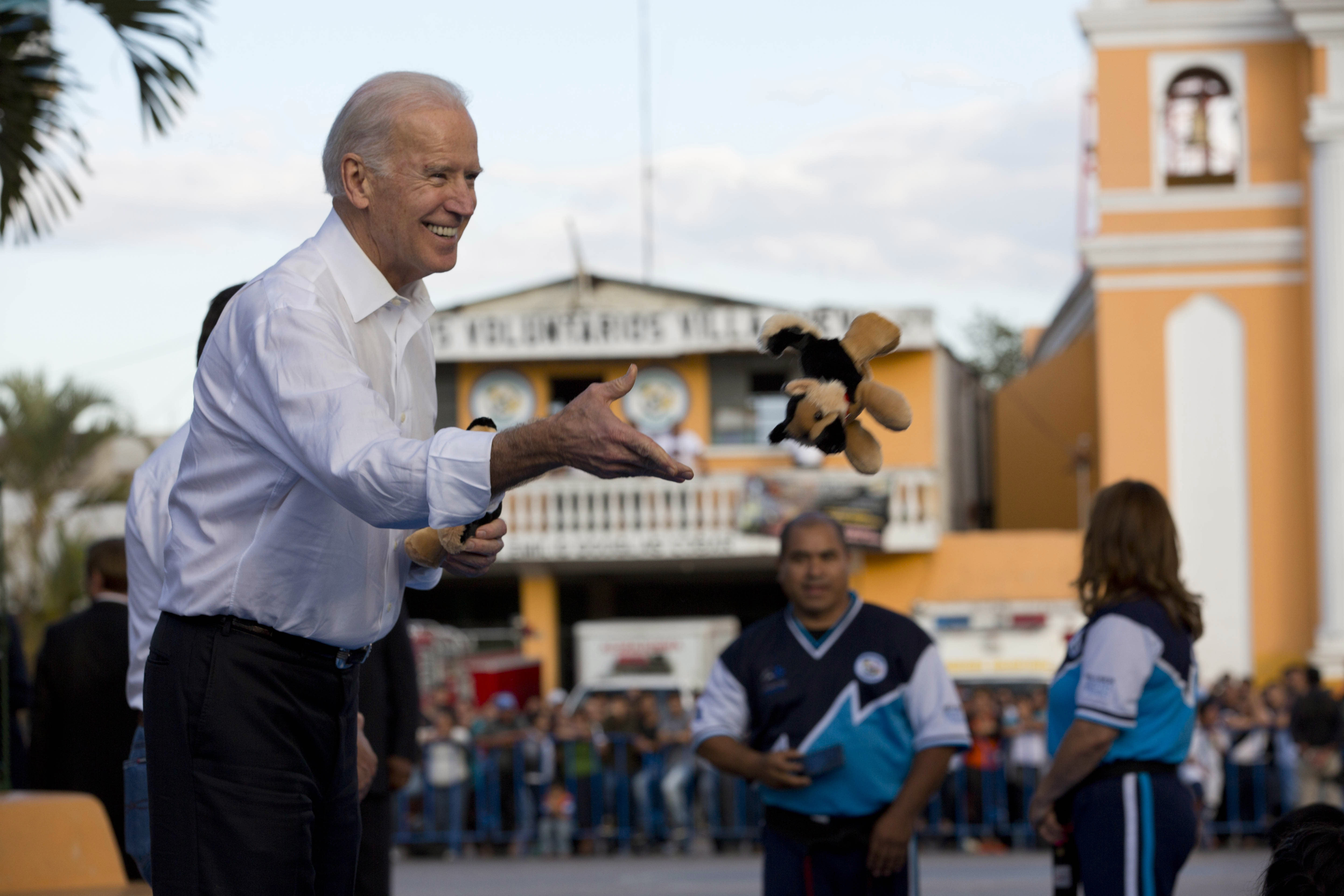 Biden should run. Now