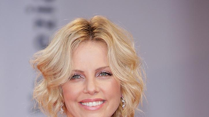 65th Annual Venice Film Festival 2008 Charlize Theron The Burning Plain Premiere