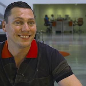 EXCLUSIVE: Watch Tiesto's Music Come to Life With Dancing Fountains