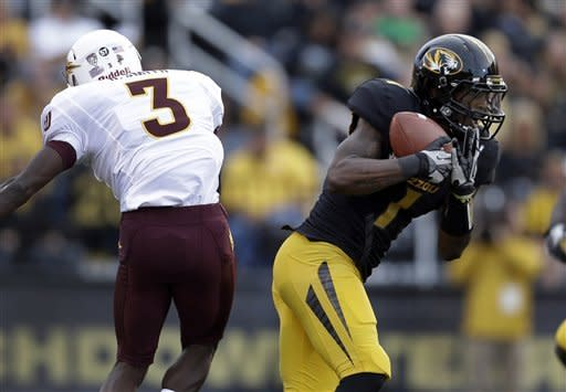 Missouri holds on for 24-20 win over Arizona State