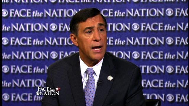 """Issa with Benghazi details from whistle-blowers: Talking points a """"fatal error"""""""