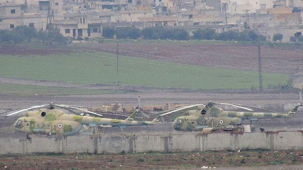 Syrian Rebels Take Over Key Government Air Base