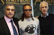 Edgar Davids inspires Barnet rout as joint-manager & captain