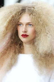 The problem: Frizzy hair