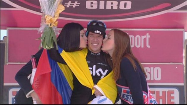 Giro d'Italia - Sky ambitions still high despite Wiggins retirement