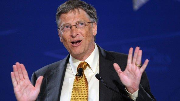 Here's Proof That Bill Gates Is Wicked Rich