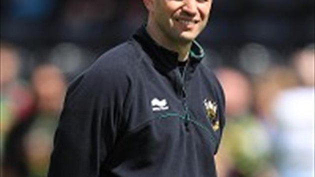 Jim Mallinder was happy to see Northampton move back into the top four