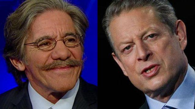 Geraldo Rivera's encounter with Al Gore
