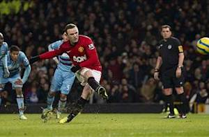Rooney admits handing over Manchester United penalty duties