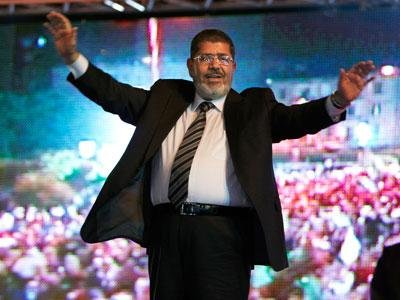 Islamist Morsi wins Egypt presidential vote
