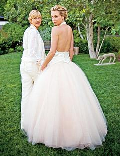 Ellen DeGeneres and Portia de Rossi's Road to Romance