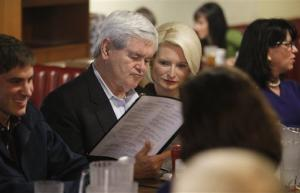 Citizen Newt Now Free to Conspicuously Consume