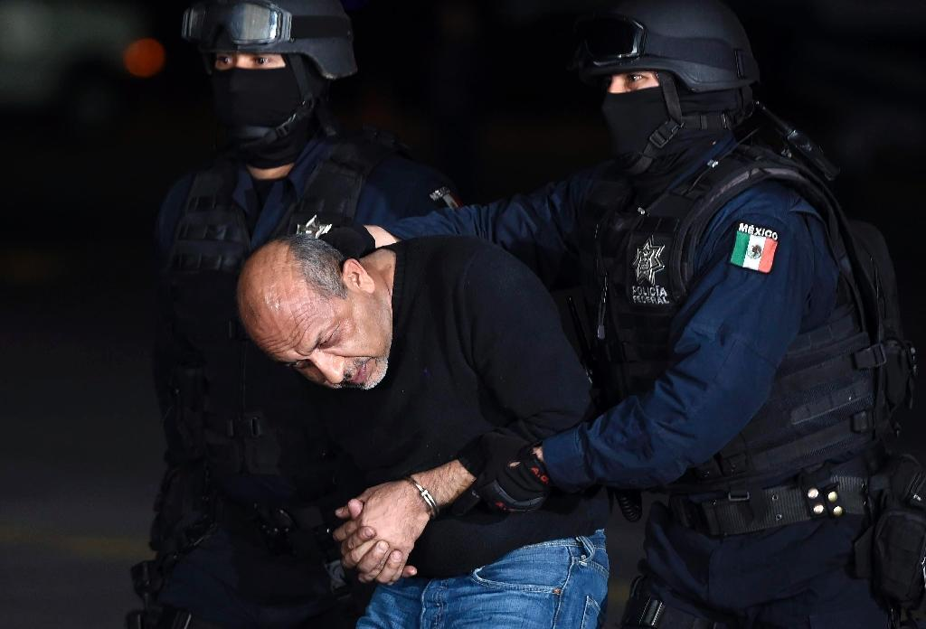 Another Mexican drug lord caught, but victory elusive