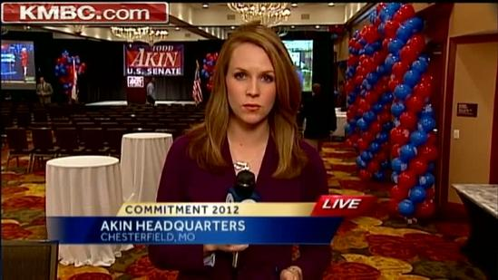 Todd Akin hopeful as wild campaign winds down
