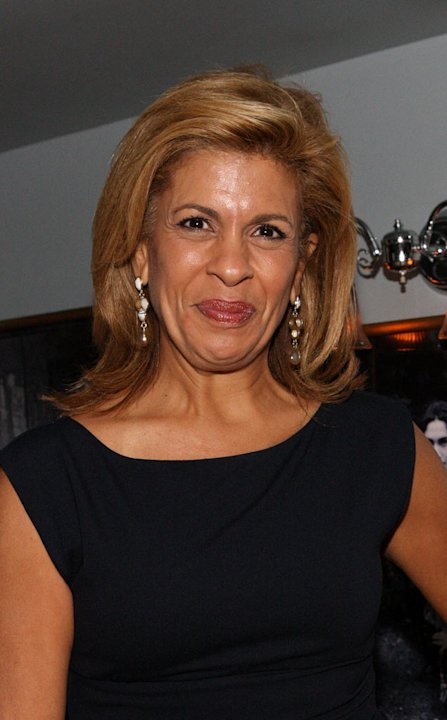 "Hoda Kotb attends the ""Dateline"" 20th Anniversary Mystery Party at Griffou on October 4, 2011 in New York City."