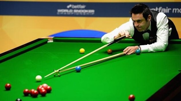 Ronnie O'Sullivan, 2013 World Championship (Getty Images)