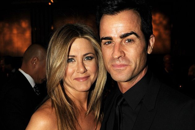 Verliebt, verlobt und bald verheiratet: Jennifer Aniston und Justin Theroux (Bild: Getty Images)