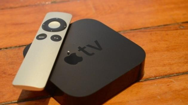 New Apple TV reportedly coming in first half of 2014