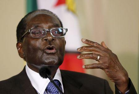 "Mugabe ""shocked, disgusted"" by South African anti-immigrant violence"