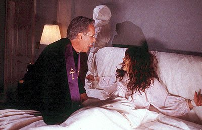 James Woods and Natasha Lyonne in Dimension's Scary Movie 2