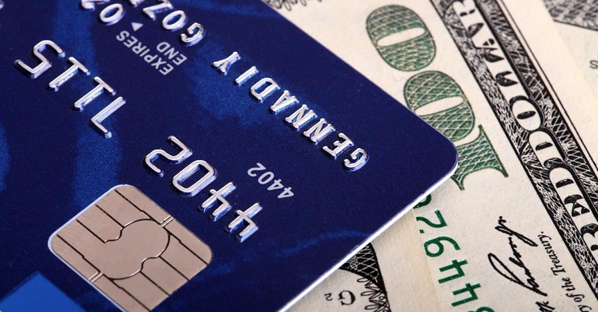 Paying Credit Card Interest? Big Mistake