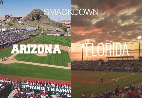 Spring Training Smackdown: Is Arizona or Florida the Ultimate Baseball Destination?