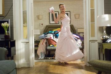 Katherine Heigl in 20th Century Fox's 27 Dresses