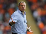 Paul Jewell is under increasing pressure at Ipswich