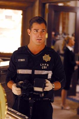 "George Eads as Nick Stokes CBS' ""CSI: Crime Scene Investigation"" <a href=""/baselineshow/4663366"">CSI: Crime Scene Investigation</a>"