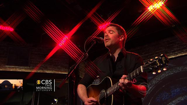 "Josh Ritter performs ""The Apple Blossom Rag"""