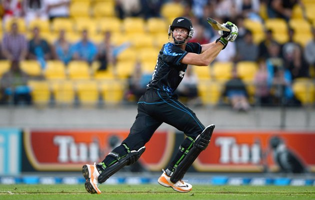 New Zealand v England - 3rd T20