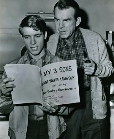 Don Grady, Robbie on 'My Three Sons,' Dies at 68
