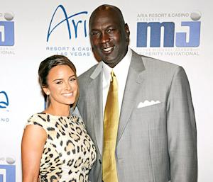 Michael Jordan's Wife Yvette Gives Birth to Twin Girls Victoria and Ysabel