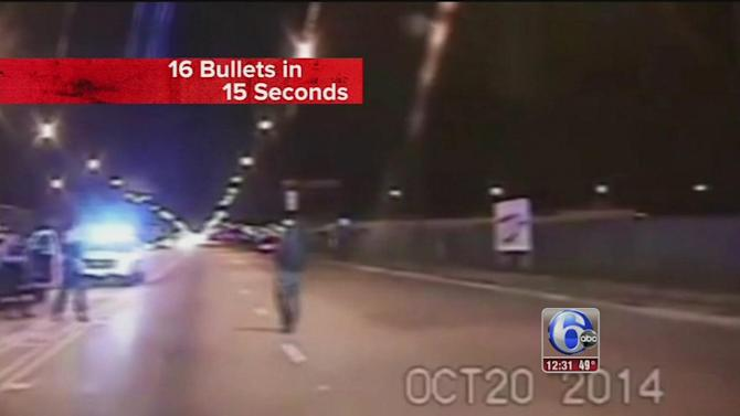 Chicago officer charged with murder in teen's death; video released