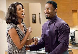Tasha Smith and Michael Jai …