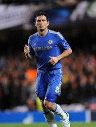 Frank Lampard has not been included in Chelsea's starting lineup for three successive games