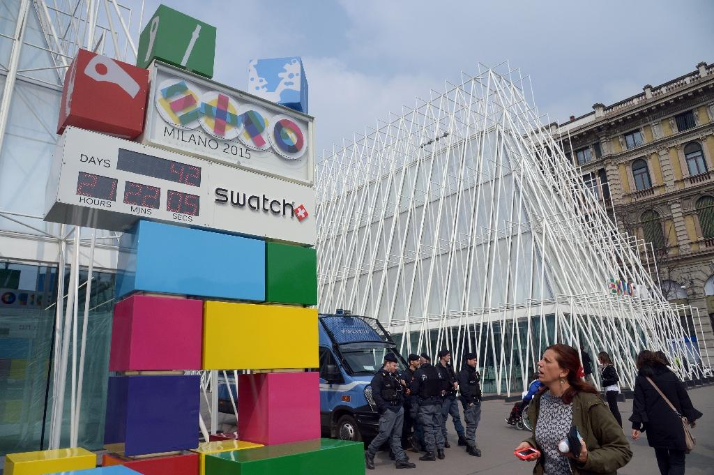 Italy looks to Milan Expo for taste of recovery