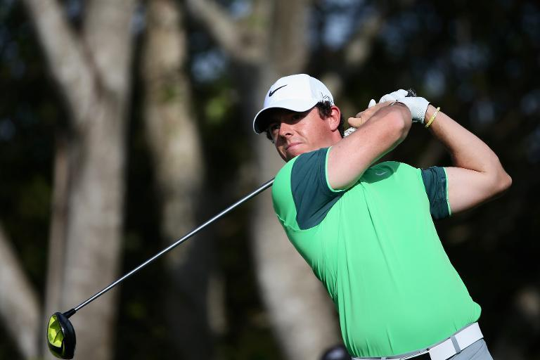 McIlroy struggles in wind, unheralded Herman leads Honda Classic
