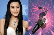 """X-Men"" adds Fan Bingbing"