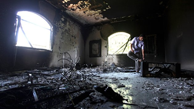 Intelligence Shows No Planning for Benghazi Consulate Attack (ABC News)
