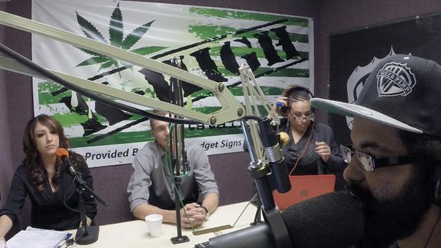 Tune into K-HIGH for pot talk, all day, all night